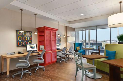 Home2 Suites by Hilton Baltimore/Aberdeen, MD - Aberdeen - Business centre