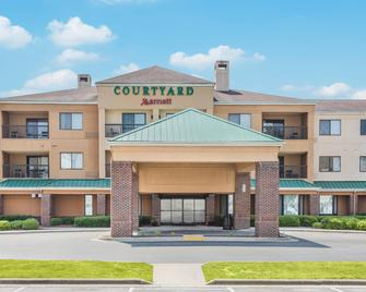 Courtyard by Marriott Rocky Mount - Rocky Mount - Edificio