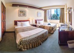 麗思酒店公寓 - 拉巴斯 - 拉巴斯 - 臥室