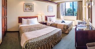 Ritz Apart Hotel - לה פאז - חדר שינה
