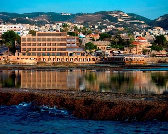 Byblos Sur Mer - Byblos - Venkovní prostory