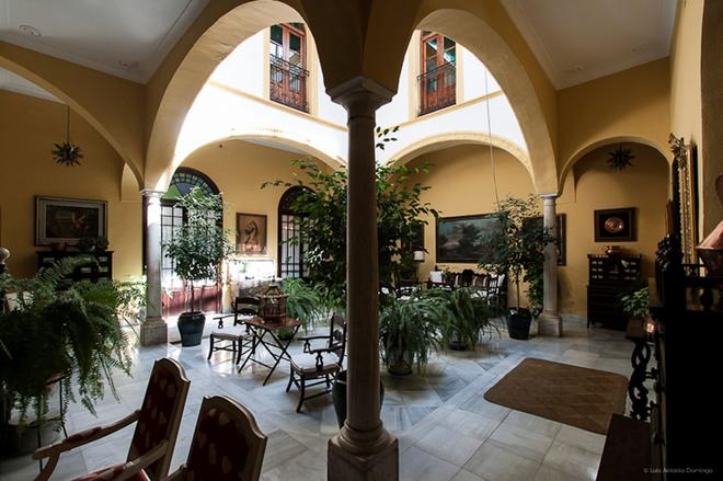 Casa San José - Palma del Río - Patio