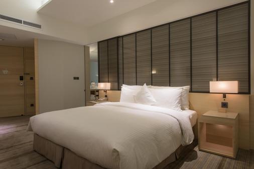 Hotel Cozzi Zhongshan Kaohsiung - Kaohsiung - Bedroom