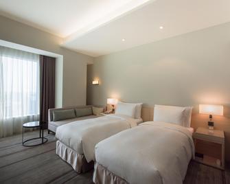 Hotel Cozzi Zhongshan Kaohsiung - Kaohsiung - Camera da letto