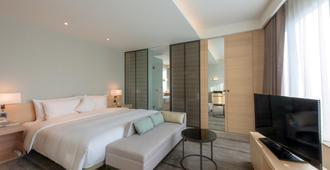 Hotel Cozzi Zhongshan Kaohsiung - Kaohsiung City - Bedroom