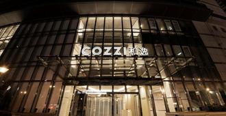 Hotel Cozzi Zhongshan Kaohsiung - Kaohsiung - Gebäude