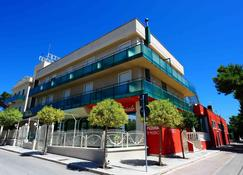 Hotel Gabbiano - Manfredonia - Building