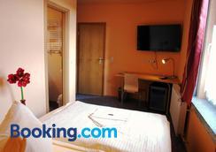 Hotel Pension Grune Linde - Delitzsch - Bedroom