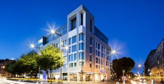 Holiday Inn Express Dublin City Centre - Dublin - Gebouw