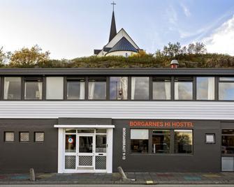 Borgarnes Hi Hostel - Borgarnes - Gebäude