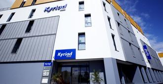 Kyriad La Rochelle Centre - Les Minimes - La Rochelle - Rakennus