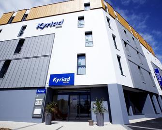 Kyriad La Rochelle Centre - Les Minimes - La Rochelle - Edificio