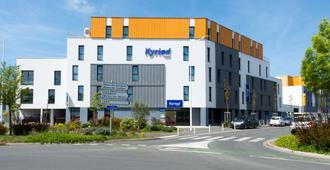 Kyriad La Rochelle Centre - Les Minimes - Λα Ροσέλ - Κτίριο