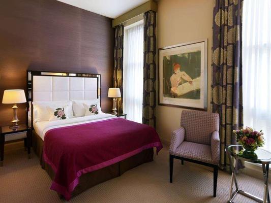 曼德維爾酒店 - 倫敦 - 倫敦 - 臥室