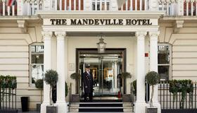 The Mandeville Hotel - Lontoo - Rakennus