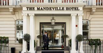 The Mandeville Hotel - London - Building