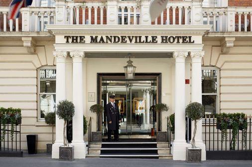 The Mandeville Hotel - Londra - Edificio