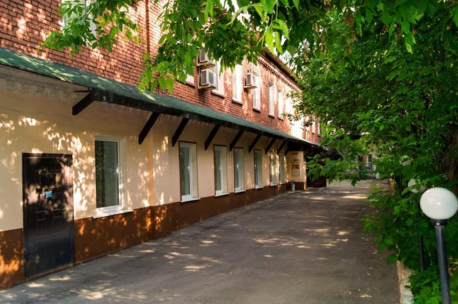 Bulvar Hotel na Tsvetnom - Moscow - Outdoors view