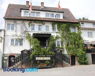 Gästehaus Dorflinde - Grasellenbach - Building