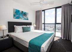 Synergy Broadbeach - Broadbeach - Bedroom