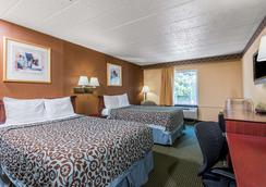 Days Inn by Wyndham Pittsburgh - Pittsburgh - Bedroom