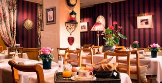 Hotel Britannique - פריז - מסעדה
