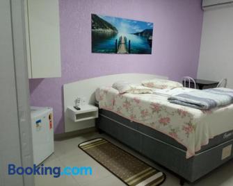 Hotel Farrapos - Porto Alegre - Schlafzimmer