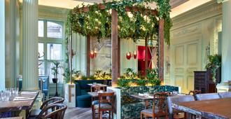 Andaz London Liverpool Street - a concept by Hyatt - London - Nhà hàng