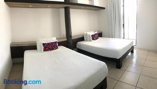 Hotel Maya Rue - Palenque - Bedroom