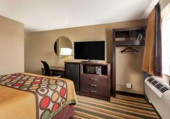 Super 8 Joplin - Joplin - Bedroom