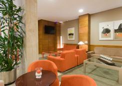 NH Oviedo Principado - Oviedo - Lounge
