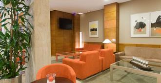 NH 普林西帕多酒店 - 奥維耶多 - 奧維多 - 休閒室