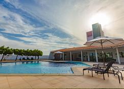 Arrey Hotel Beach - Parnaíba - สระว่ายน้ำ