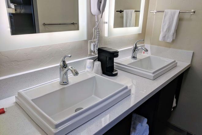 普雷斯科特戴斯旅館 - 普雷斯科特(亞利桑那州) - 浴室