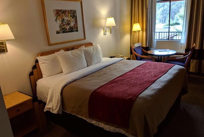 普雷斯科特戴斯旅館 - 普雷斯科特(亞利桑那州) - 臥室