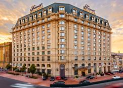 Fairmont Grand Hotel - Kyiv - Kyiv - Edificio