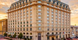 Fairmont Grand Hotel - Kyiv - Kiev - Edificio