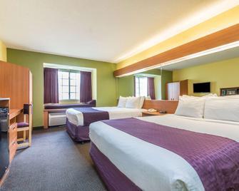 Microtel Inn & Suites by Wyndham Auburn - Auburn - Ložnice