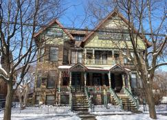 Stone Gables Inn - Cleveland - Rakennus