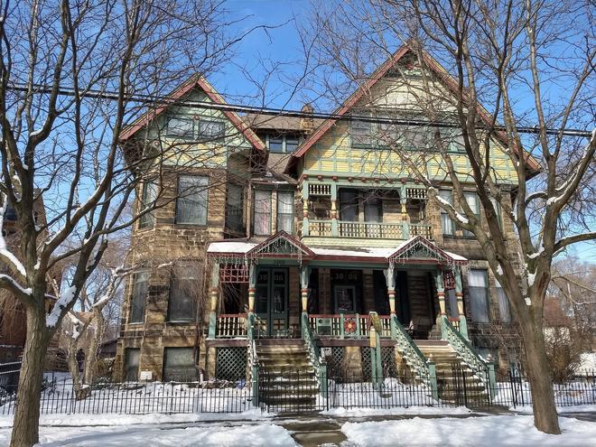 Stone Gables Inn - Cleveland - Toà nhà