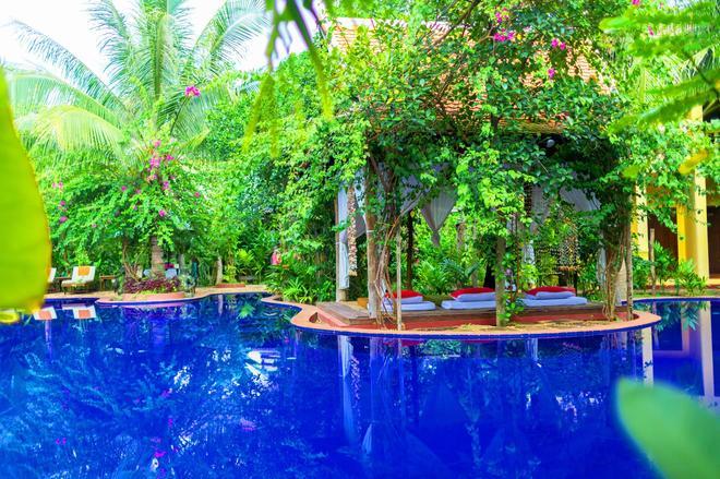 Le Jardin d'Angkor Hotel - Siem Reap - Pool