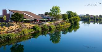 Ruby River Hotel - ספוקיין - נוף חיצוני
