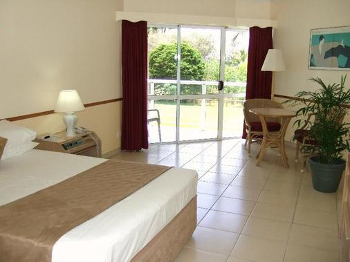Ocean International - Mackay - Bedroom