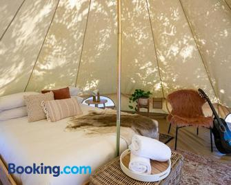 Castlemaine Gardens Luxury Glamping - Castlemaine - Bedroom