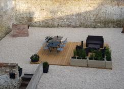 Appartements Bon Secours - Bon-Secours - Patio