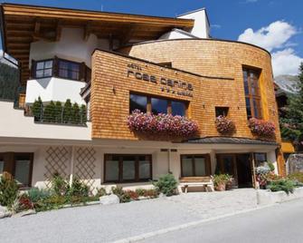 Rosa Canina - St. Anton am Arlberg - Building