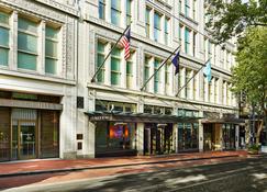 The Nines, a Luxury Collection Hotel, Portland - Portland - Edificio