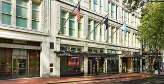The Nines, a Luxury Collection Hotel, Portland - Portland - Bygning