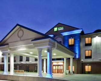 Holiday Inn Express & Suites Mcpherson, An IHG Hotel - McPherson - Budova