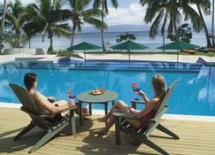 Jean-Michel Cousteau Resort Fiji - Savusavu - Bể bơi